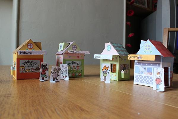 construisez votre petit village ou votre villa romaine la mare aux mots. Black Bedroom Furniture Sets. Home Design Ideas
