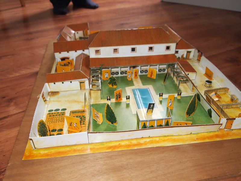 Construisez votre petit village ou votre villa romaine for Decoration maison romaine