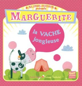 Marguerite, la vache jongleuse