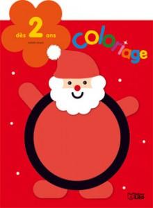 Coloriage Père Noel