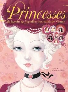 Princesses de la cour de Versailles aux palais de Vienne