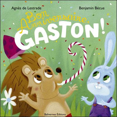 Bon anniversaire Gaston !