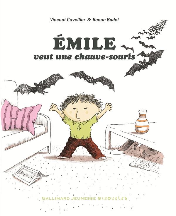 Emile veut une chauve-souris