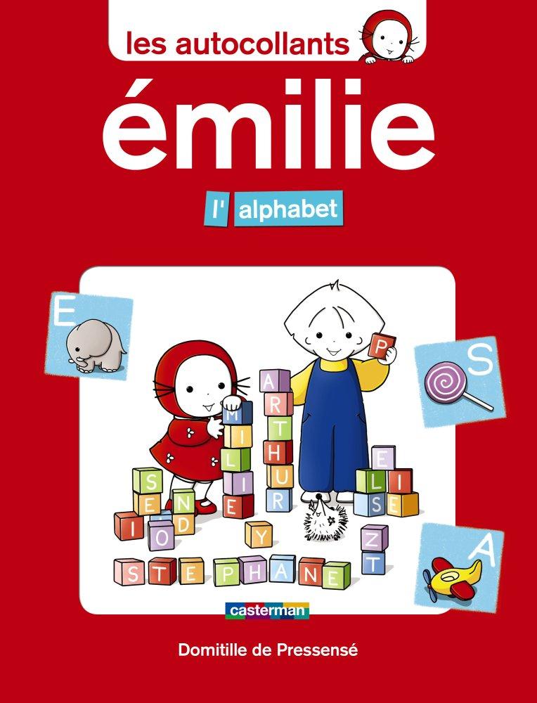 EMILIE T8 - L'ALPHABET