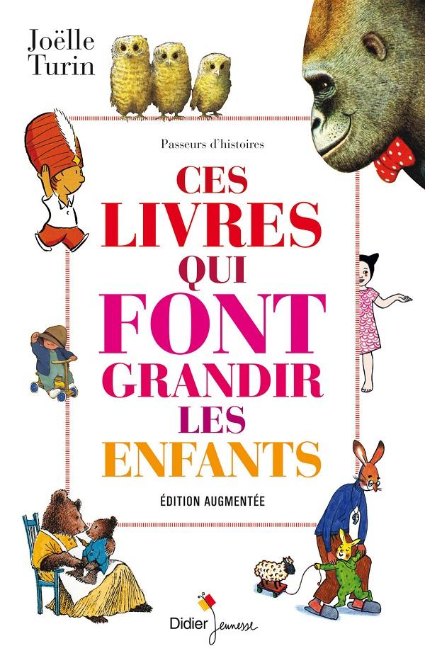 Ces livres qui font grandir les enfants