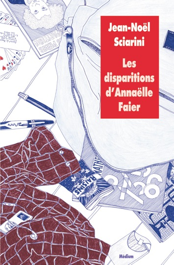 Les disparitions d'Annaëlle Faier