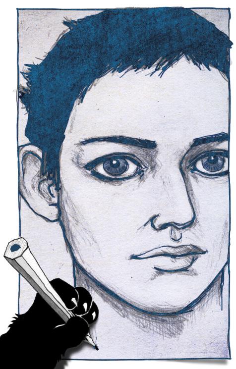 autoportrait Kida
