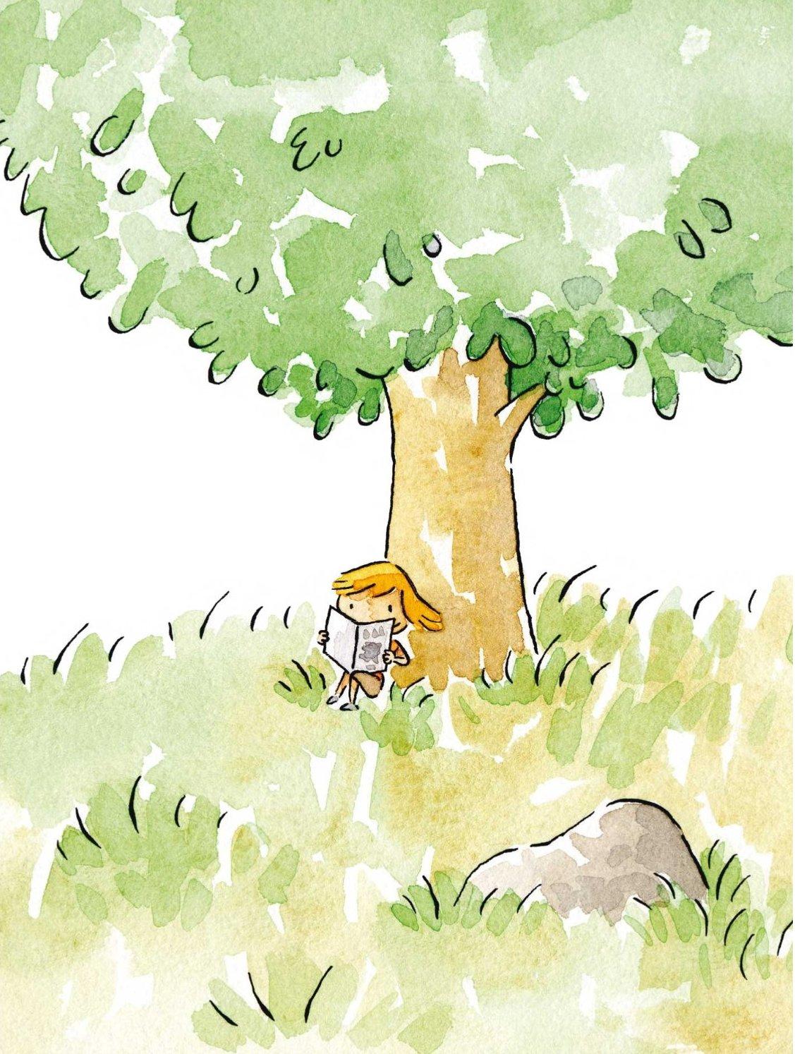 Voreppe, une jeune fille reste coince sous un arbre
