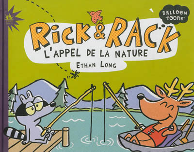 Rick & Rack l'appel de la nature