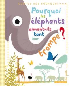 Pourquoi les éléphants aiment-ils tant leur trompe