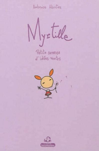 myrtille : petite semeuse d'idées vertes
