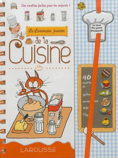 Larousse junior de la cuisine