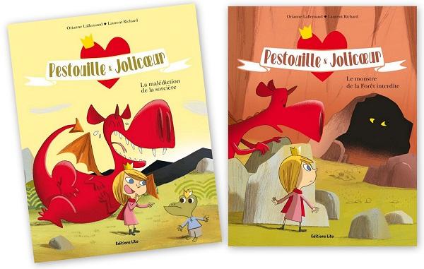 Pestouille et Jolicoeur