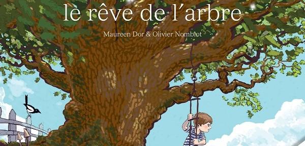 La force des arbres la mare aux mots for Arbre qui pousse rapidement