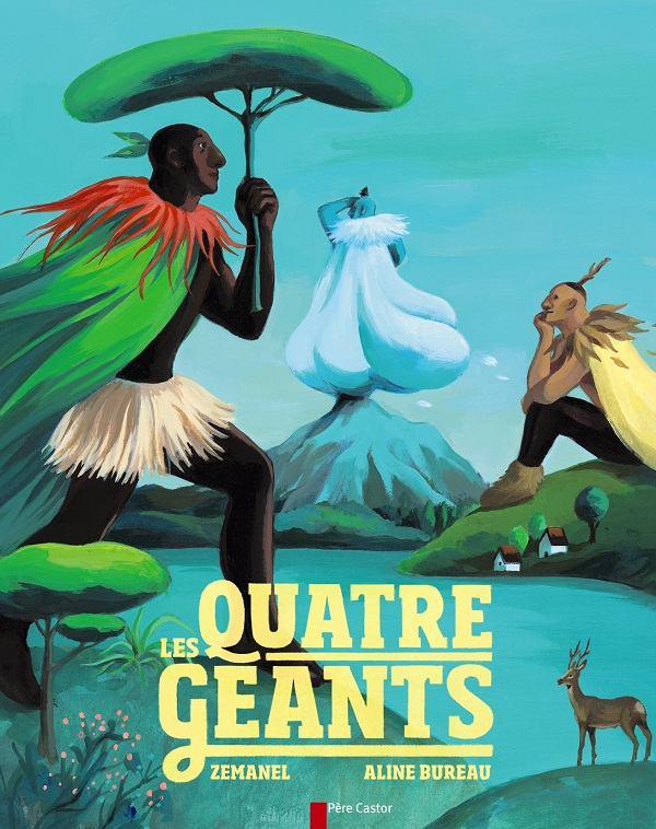 Les quatre Geants