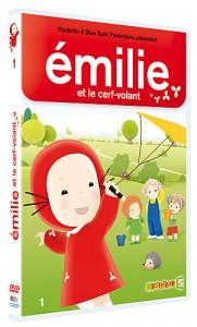 DVD emilie