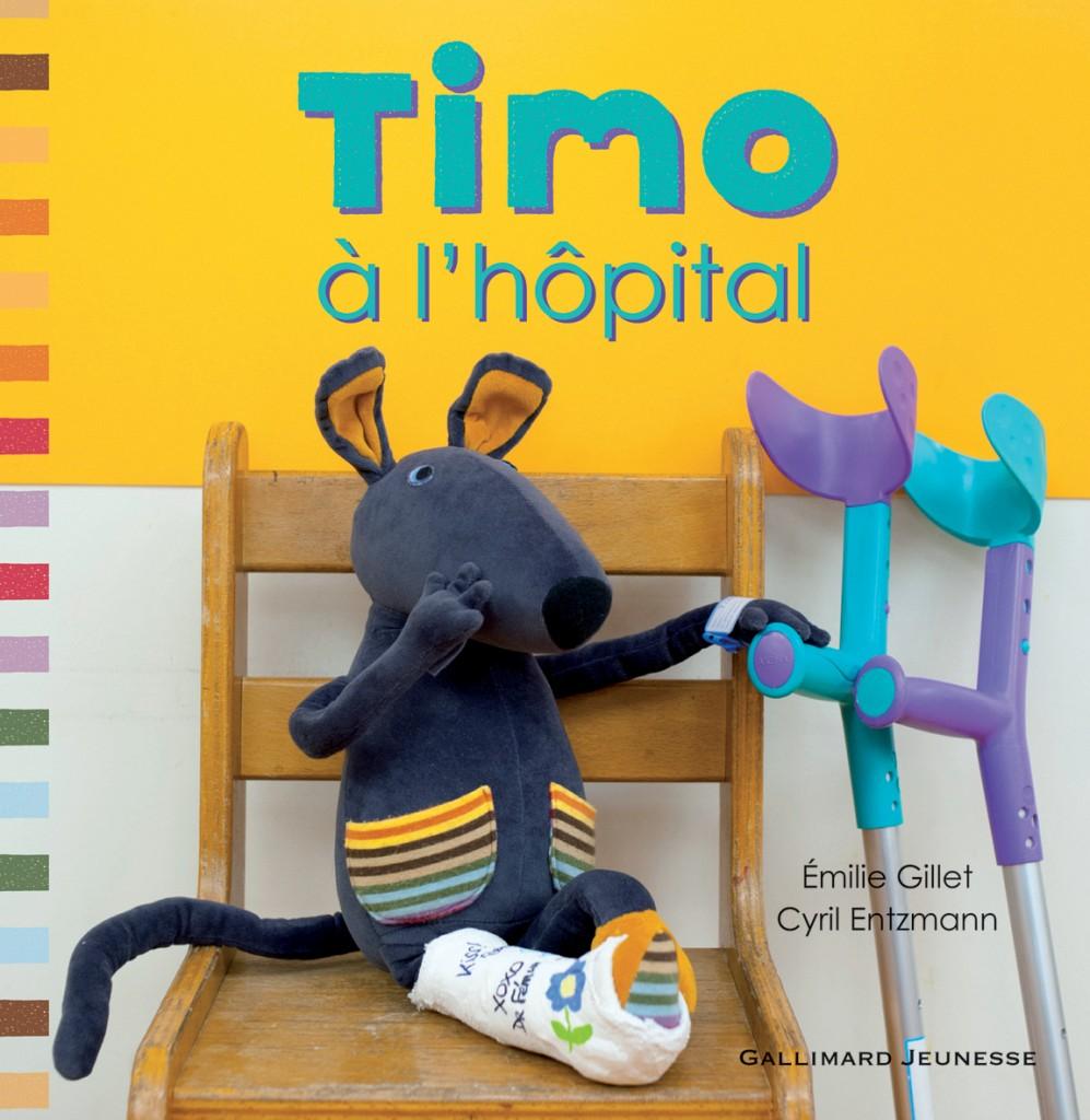 Timo à l'hôpital
