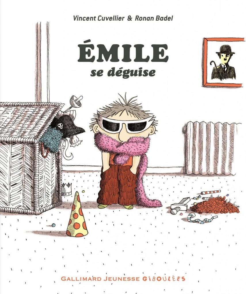 Emile se déguise