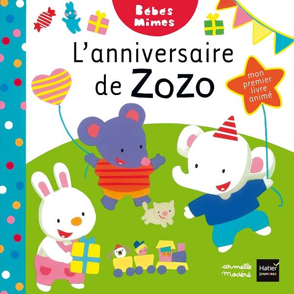 l'anniversaire de Zozo