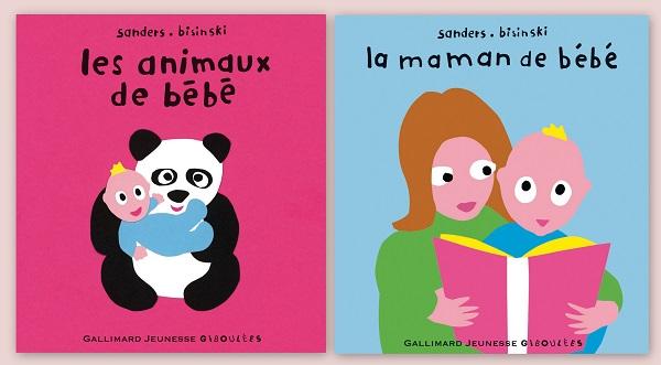 Les animaux de bébé et La maman de Bébé