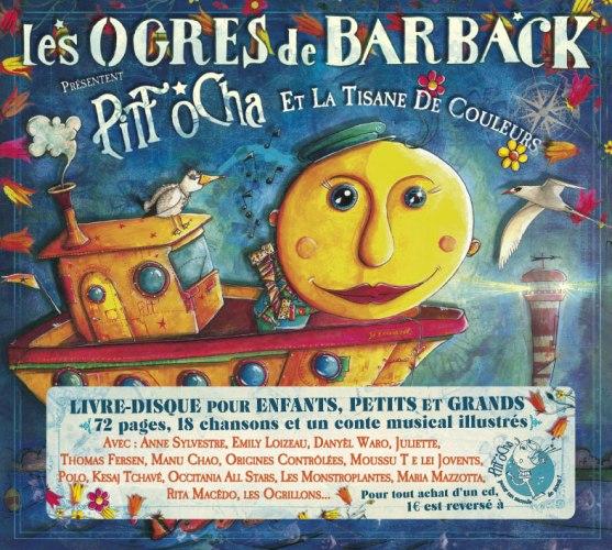 Pitt'Ocha et la tisane de couleurs