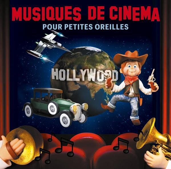 Musique de cinéma pour petites oreilles