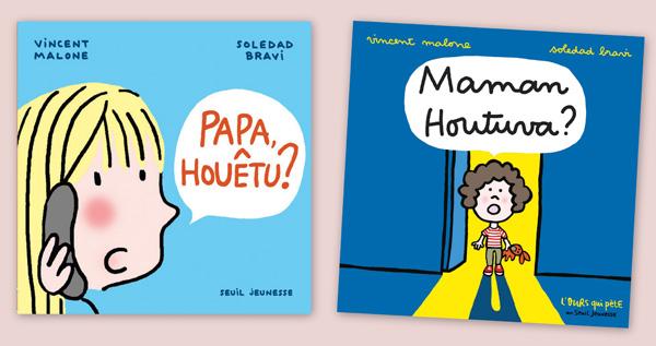 Papa Houetu et Maman Houtuva