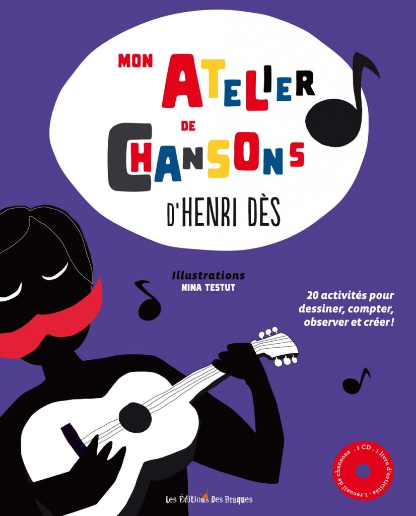 Atelier chansons Henri DesCOUV
