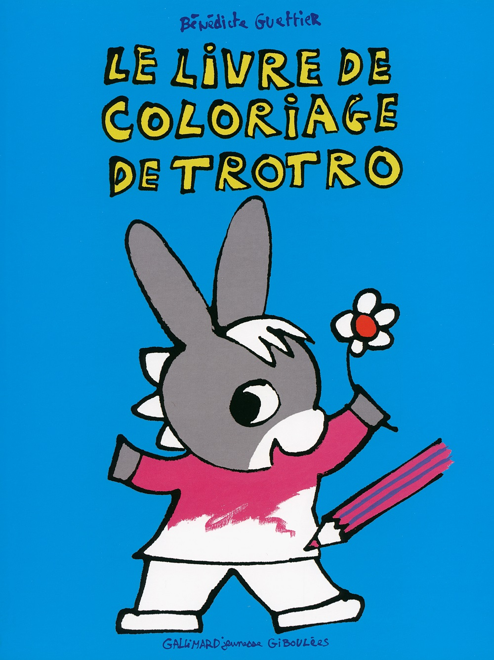 Livre De Coloriage Pour Moins De 3ans