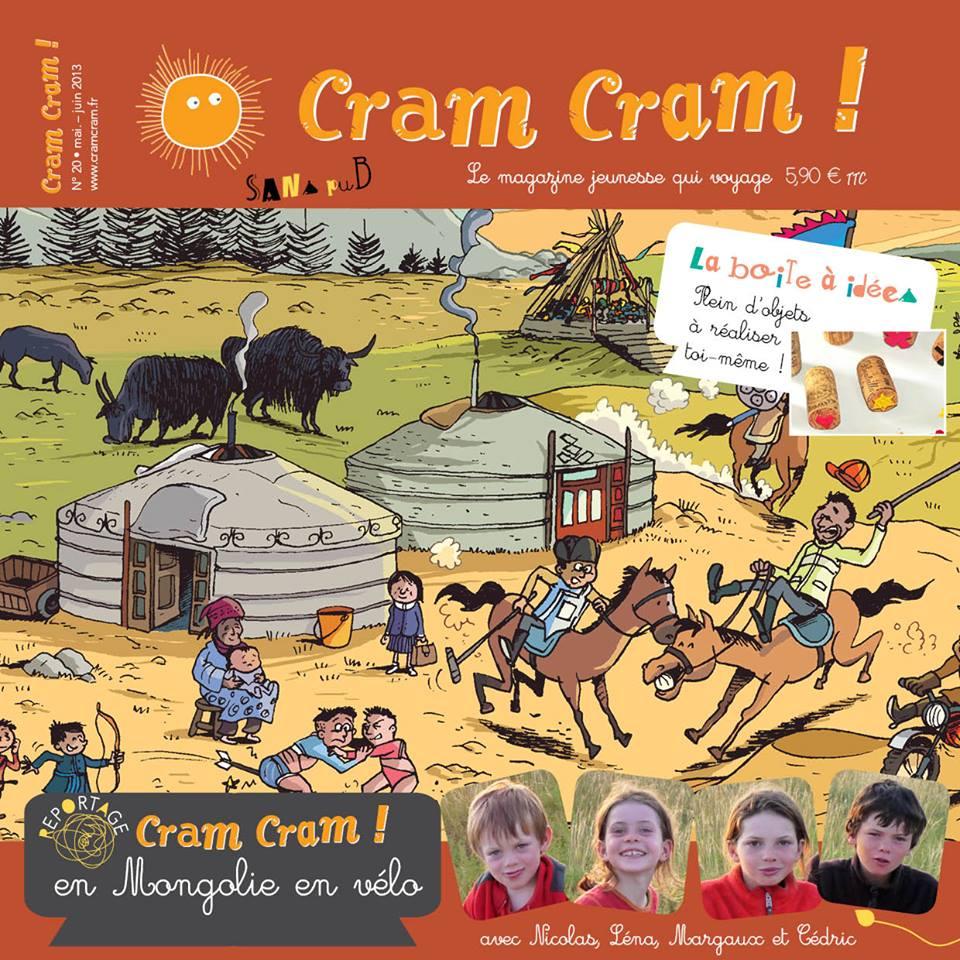 Cram Cram ! 20