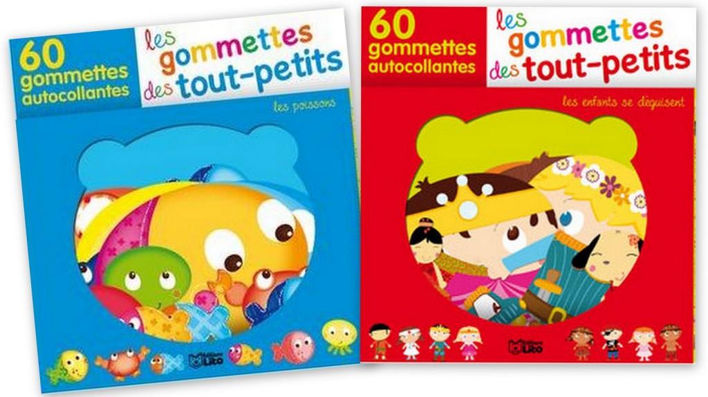 gommettes Lito Petits
