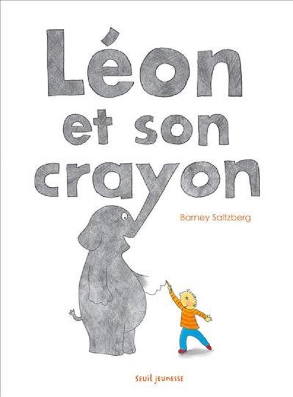 léon et son crayon