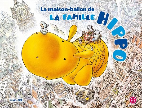 la maison de la famille hippo