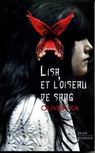 lisa et l'oiseau de sang