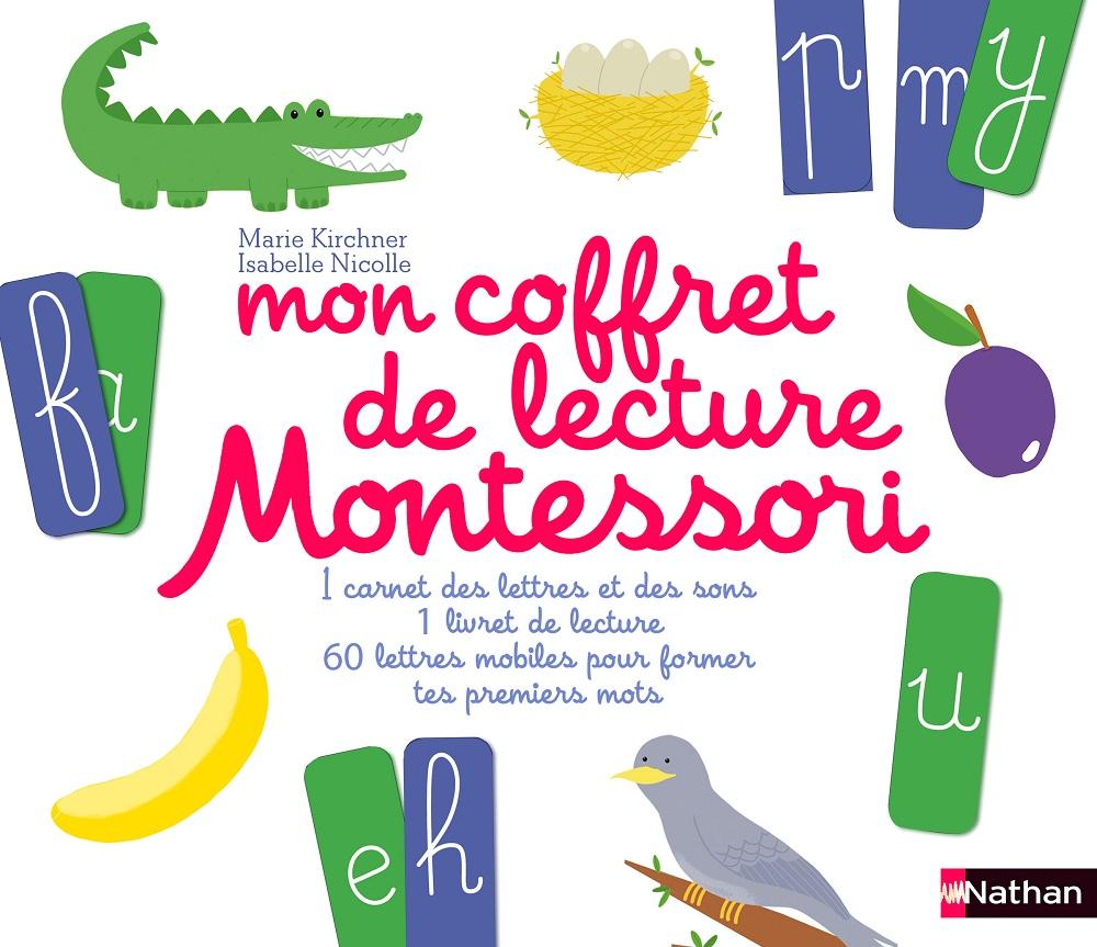 Mon coffret Lecture Montessori