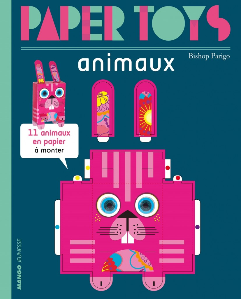 papertoy animaux