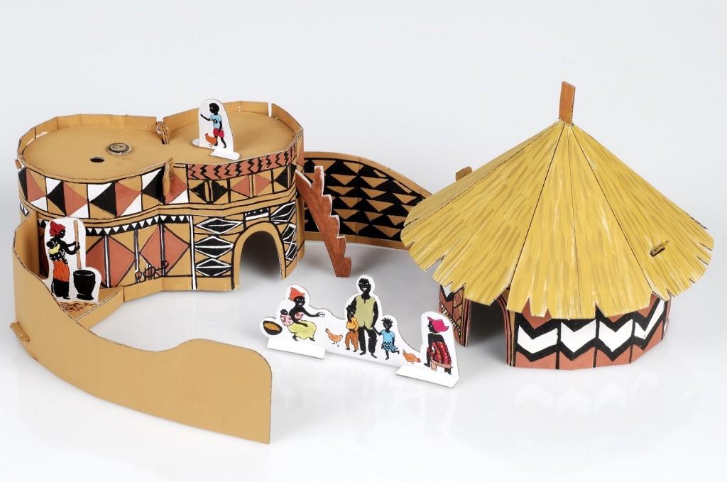Maison d'Afrique