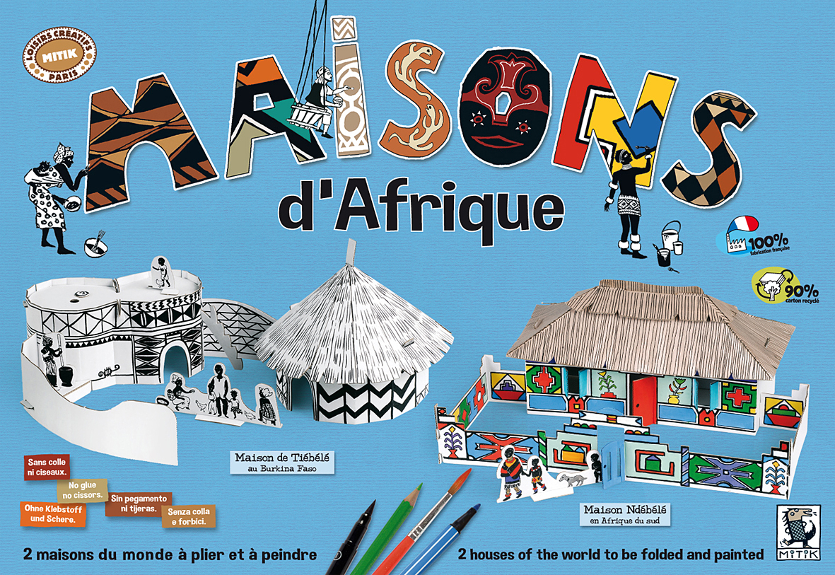 Maisons d'Afrique