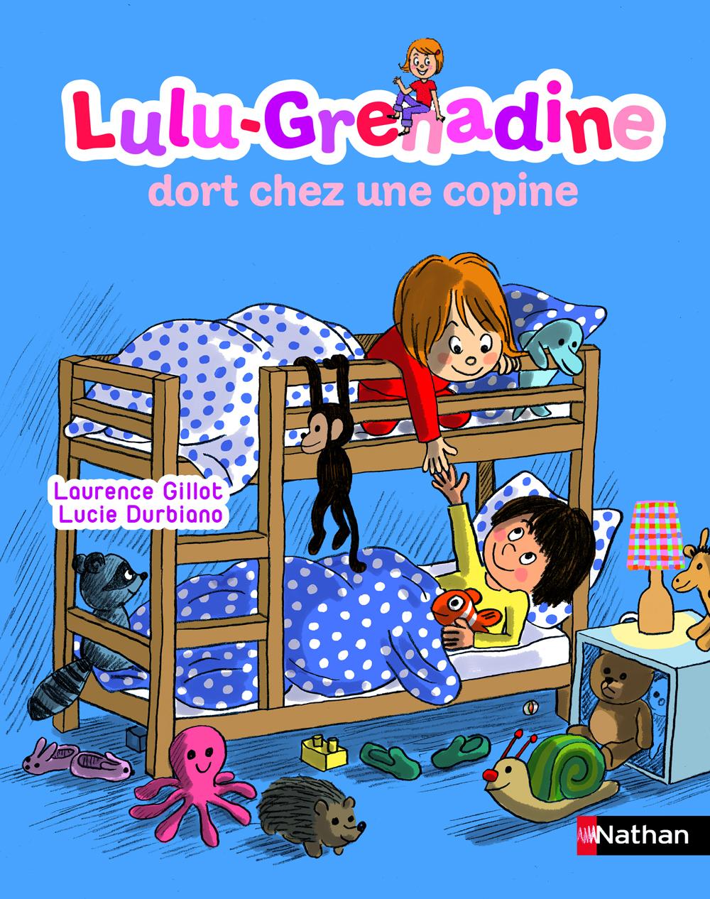 Lulu Dort Chez Une Copine