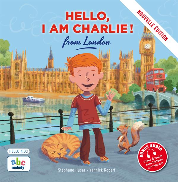 Hello I am Charlie