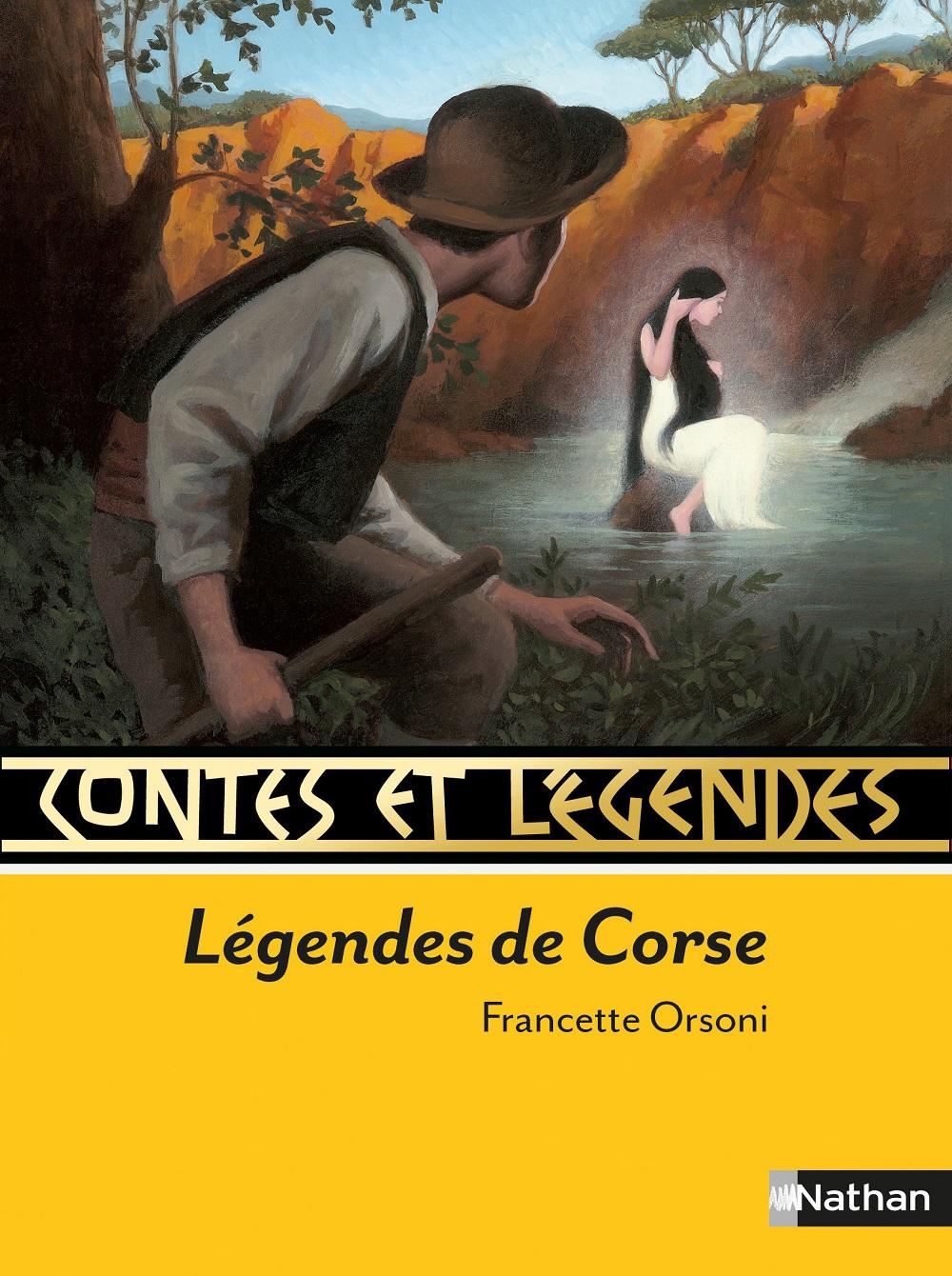 Legendes de Corse