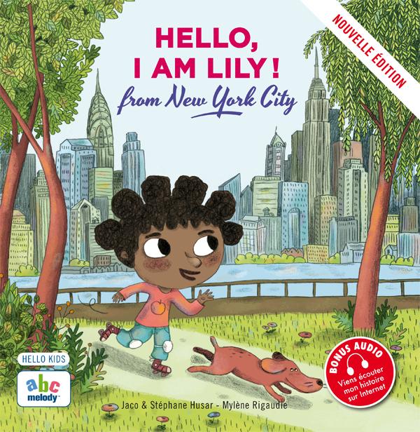 Hello i am lily