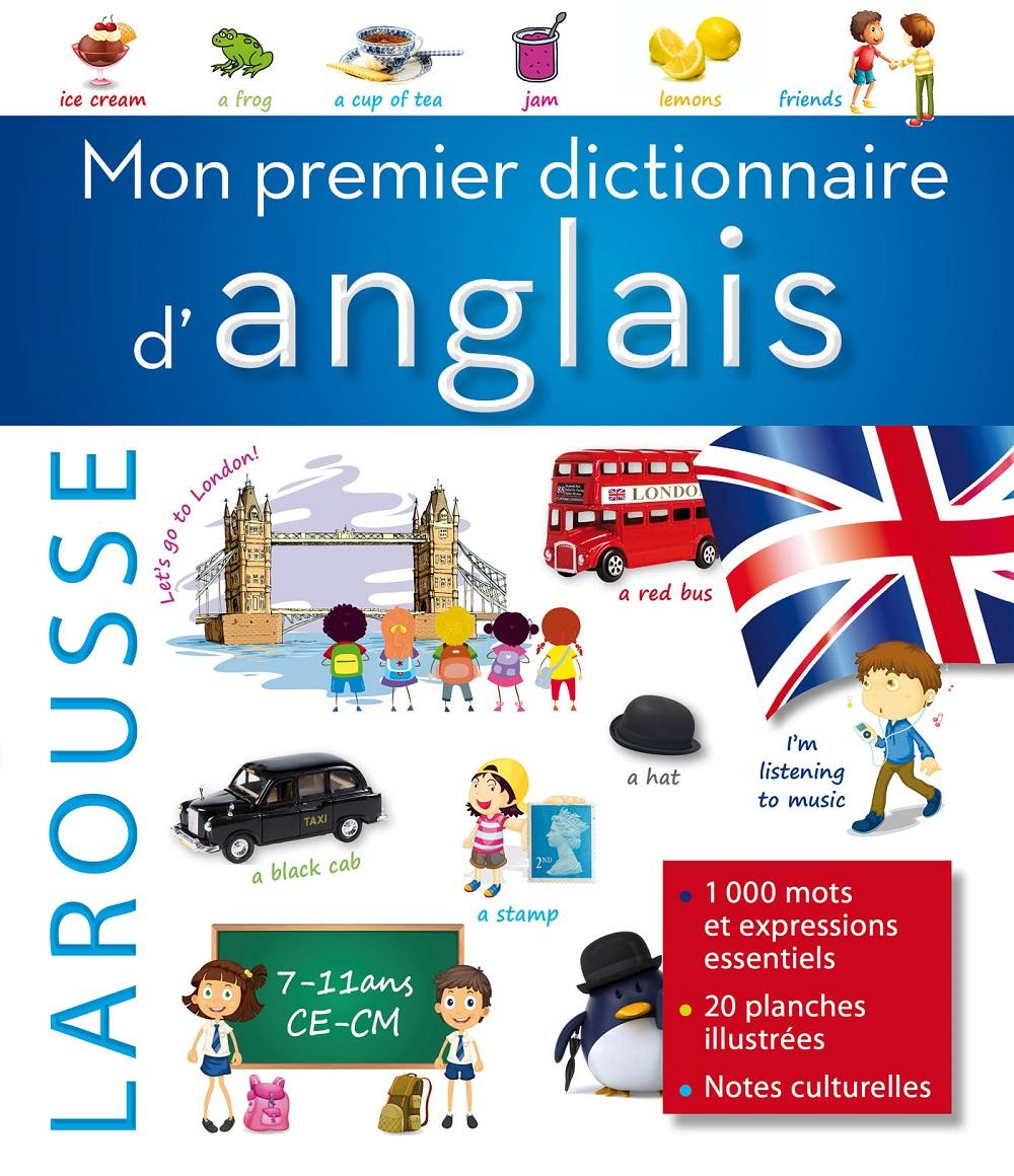Mon premier dictionnaire d'anglais Larousse