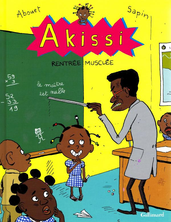 Akissi rentrée musclée