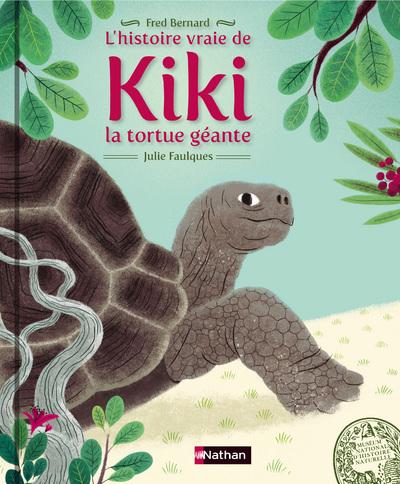 Kiki la tortue géante