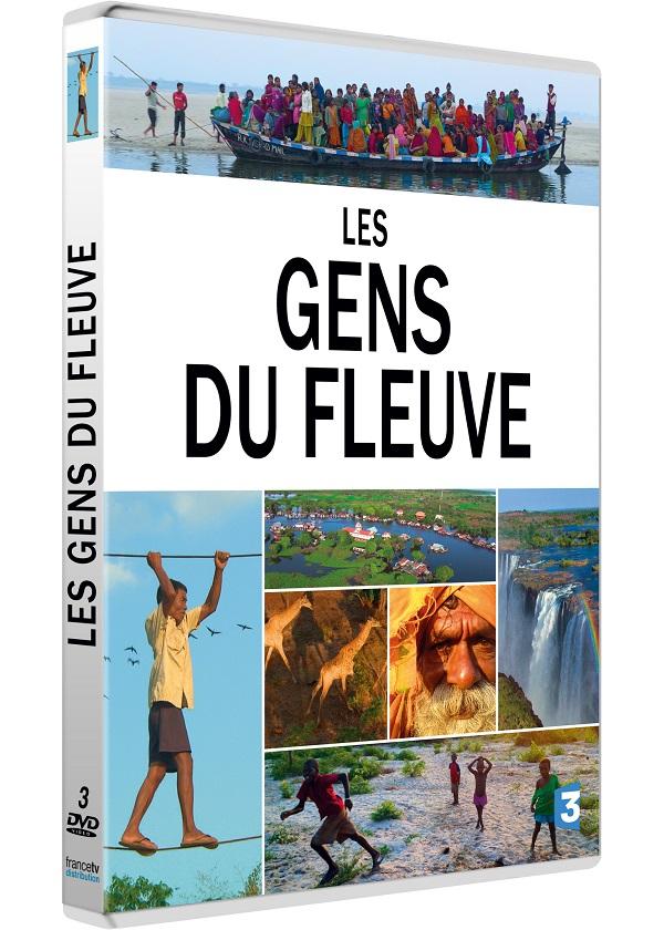LES GENS DU FLEUVE - 3D DVD