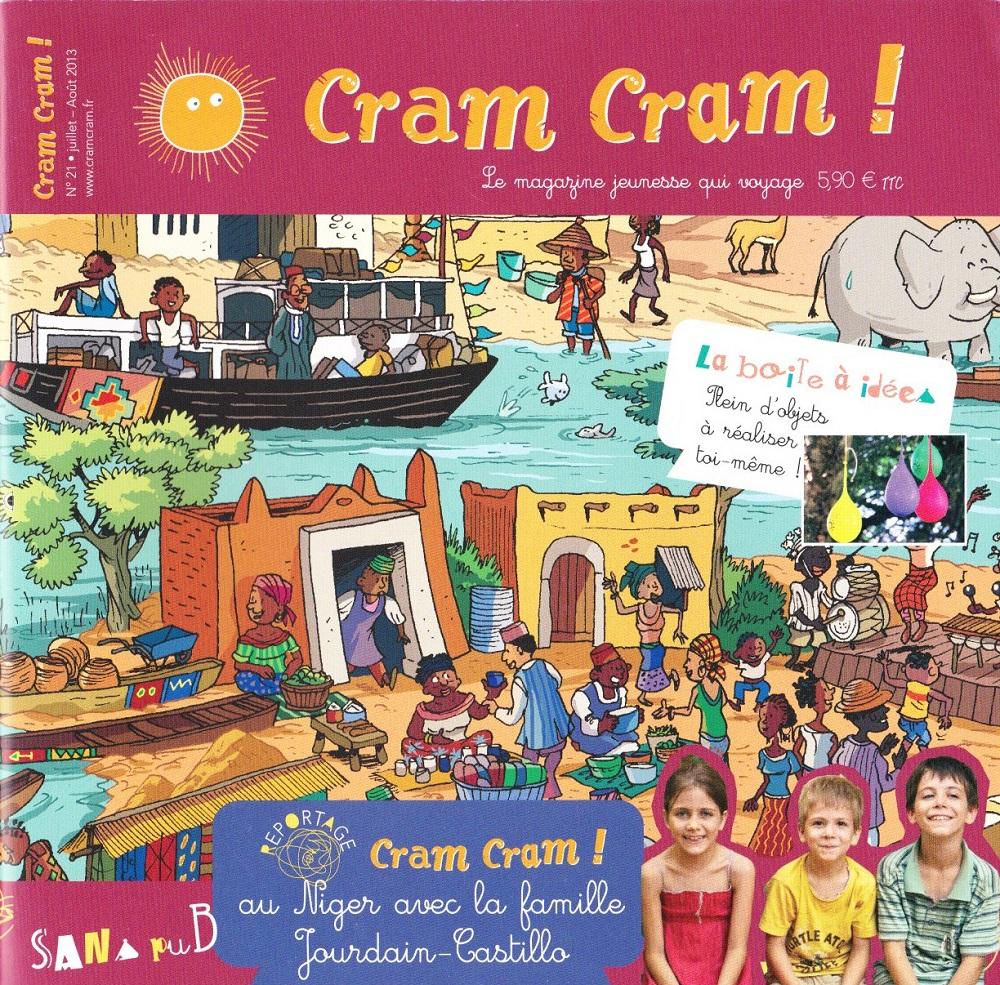 cram cram 21