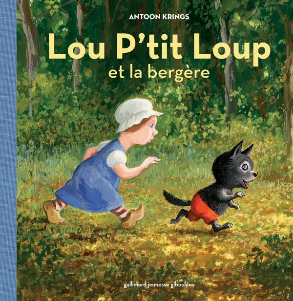 lou P'tit Loup et la bergere