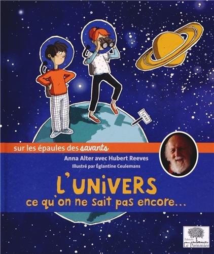 """""""L'Univers, ce qu'on ne sait pas encore…"""""""