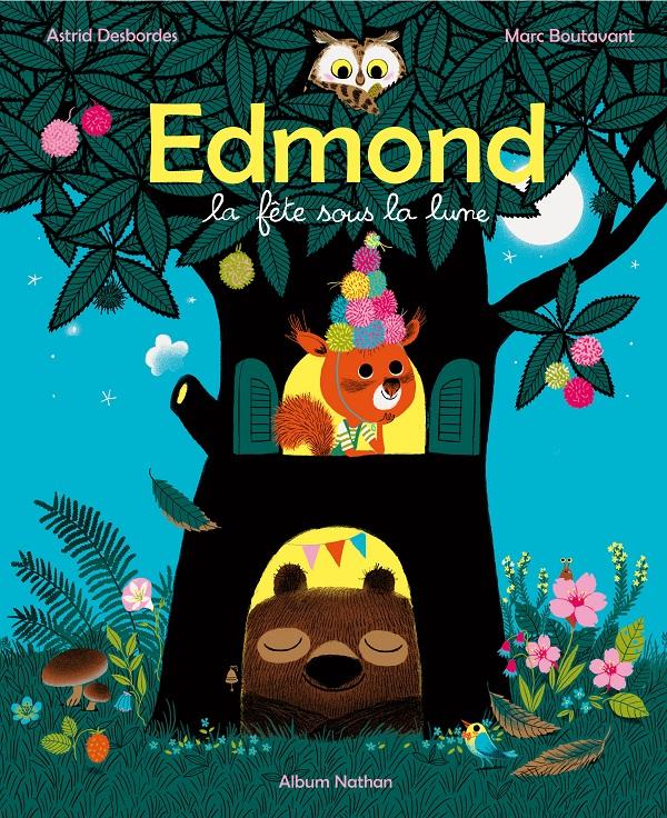 Edmond La Fete sous Lune